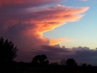 Painted Sky by darkcravings23