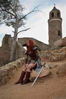 Aela The Huntress by Ken-Eden