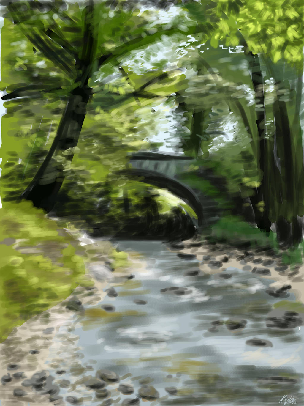 Furieuse-pont by LittleStar-Fish