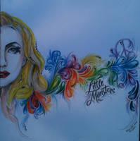 Gaga by 12KathyLees12