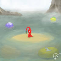 Pikmin: Stranded in the Fog by amunition