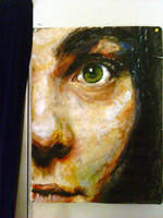 Gerard finger painting by 6BanitKrawl6