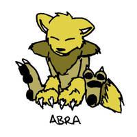 Abra by Luprand