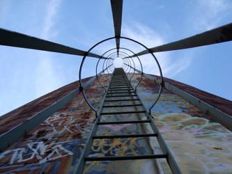Ladder of Optimism by undergroundeyes