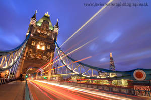 The Tower Bridge by javierherrera86