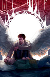 Dreamcatcher by flightangel