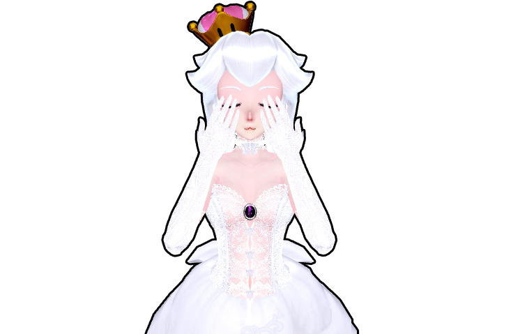 [MMD] TDA Queen Booette by ToddynhoIce