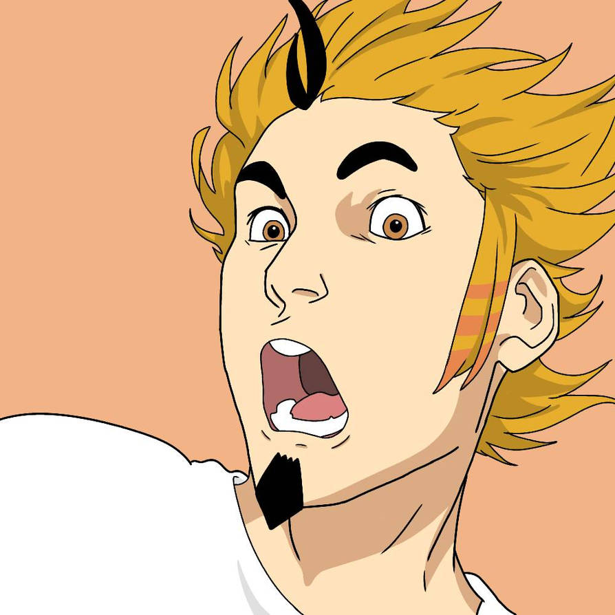 Arthur is shocked! by GracieGhost