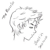 Troubled Youth - Justin Doodle by SirHavin