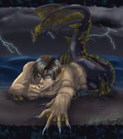 Stormy Seas by DarkFangMistress