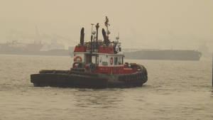 A Tugboat by mc1964