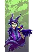 The Wicked Fairy Godmother by bonjourdepro