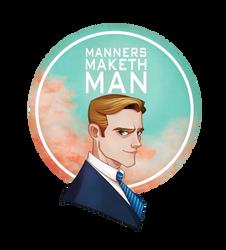 Manners Maketh Man by bonjourdepro