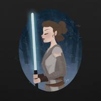 Rey by demidy