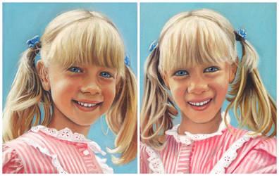 Childhood Memories by Ileina