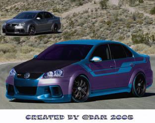 VW Jetta Mod by GhettoAdam