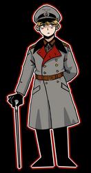 heer uniform greatcoat by Odachin