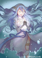 Aqua / Azura by toeifighter2
