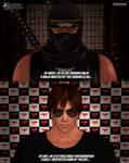 Ryu Kenshin: Double Identity of the Ninja by ShadowNinjaMaster