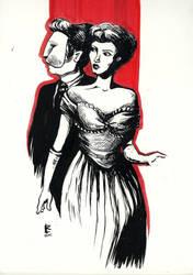 Phantom of the Opera by 852