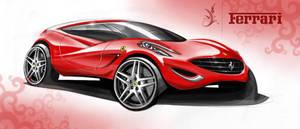 Ferrari SUV by tmq51