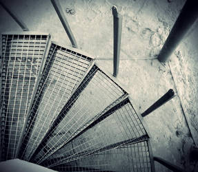 Stairs by ShanaCathEileen