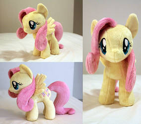 Fluttershy by thurinus