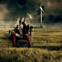 Barbed Promiscuity by EltonFernandes
