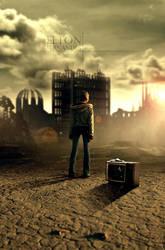 Ruins of Hope by EltonFernandes
