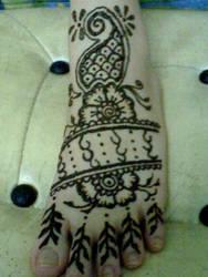 Henna 5 by abigailazizan