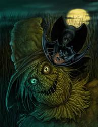scarecrow by albertoaprea