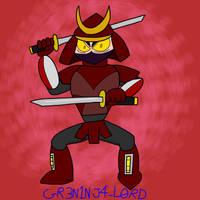 Samurai Man by GR3N1NJ4-L0RD