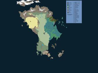 Rana World Map by gaghiel42