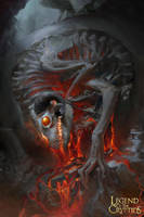 LoC Dragon Reg by TheMichaelMacRae
