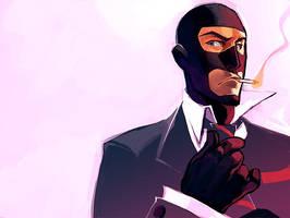 Im a Spy by fayrenpickpocket