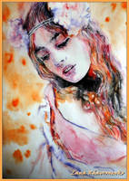 Dance of tenderness by LORETANA