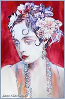 Contemporary Carmen by LORETANA