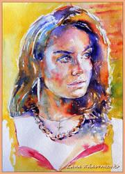 Sunny blues by LORETANA