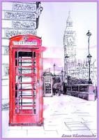 Calling from London by LORETANA