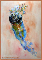 Bouquet in the sun by LORETANA