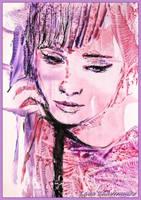 Pensive tenderness by LORETANA