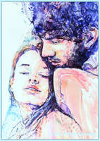 Tender hugs by LORETANA