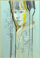 Flowering of sakura by LORETANA