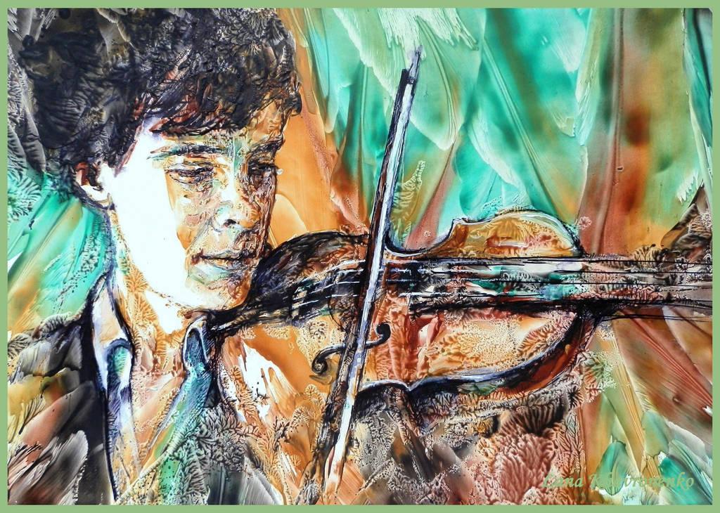 The mood of Sherlock by LORETANA