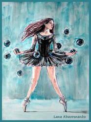 Ballerina by LORETANA