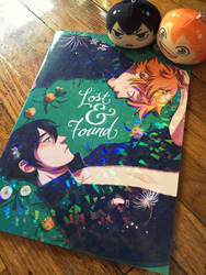 Lost and Found: a kagehina doujinshi by llllucid