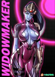 Widowmaker by Xamrock-ART
