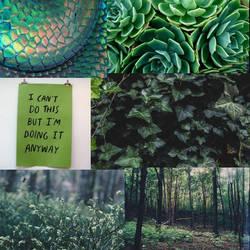 Green Aesthetics by majorarlenereporting
