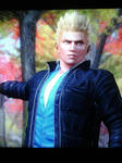 Dead or Alive 5 Last Round: Jacky Bryant  by popularca2