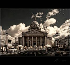 Pantheon by melintir